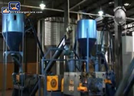 máquina de extracción para aceite de soja Grajatec