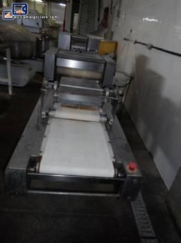 Máquina de modelar pan Argental