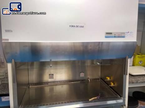 Cabina de seguridad biológica Trox Technik