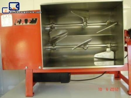 Mezclador de acero inoxidable CAF