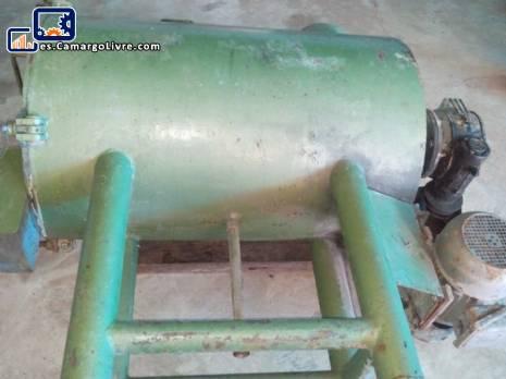 Mezclador de Miotto PVC/refrigerador en acero inoxidable
