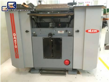 División automática máquina  Klein