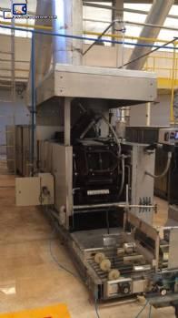 Línea para la fabricación de galleta / waffer Haas