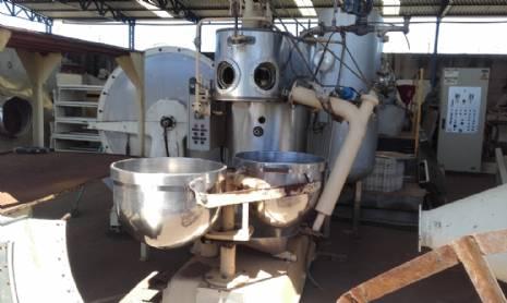 Sistema de vacío para la fabricación de balas