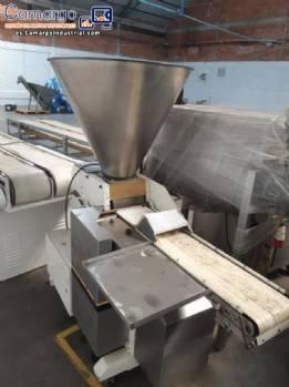 Línea de producción de pan francés pre-pizza barra de pan y pan dulce Argental