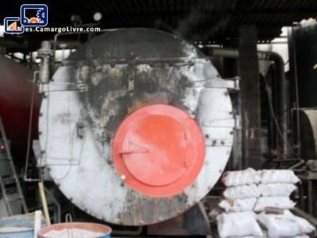 Marca de fábrica Conservit caldera de 4000 kg