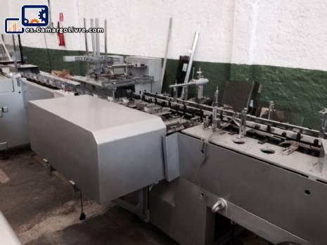 Encartuchadora-N horizontal automático