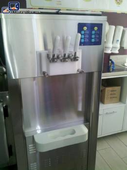 Máquina de helado fabricante Tecsoft