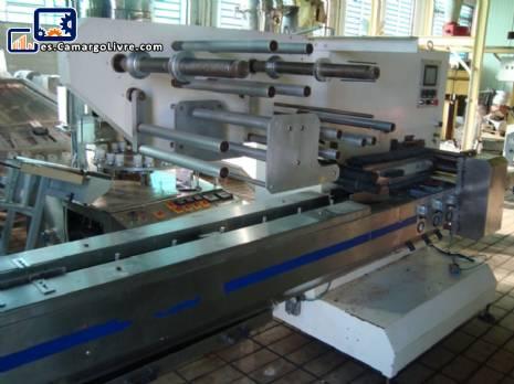Máquina de embalaje Flow Pack Rullima