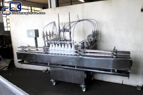 Automático de llenado de llenado de líquidos