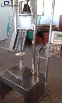 Máquina de llenado para líquidos volumétricos en acero inoxidable Serac